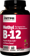 Methylcobalamin Jarrow 90
