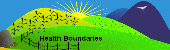 Different575Text Health Boundaries ~ What are they?