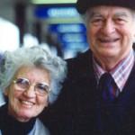 Linus and Ava Helen PaulingScale