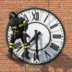 man and clock 250
