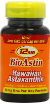 Astaxanthin 12 mg Scaled