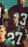 1967 PACKERS- Claudis James 100