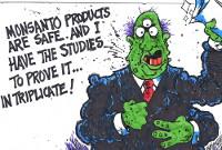 Monsanto health expert 200